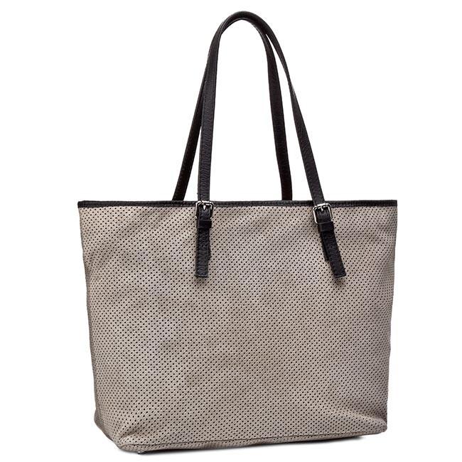 Handbag CREOLE - RBI627 Beige
