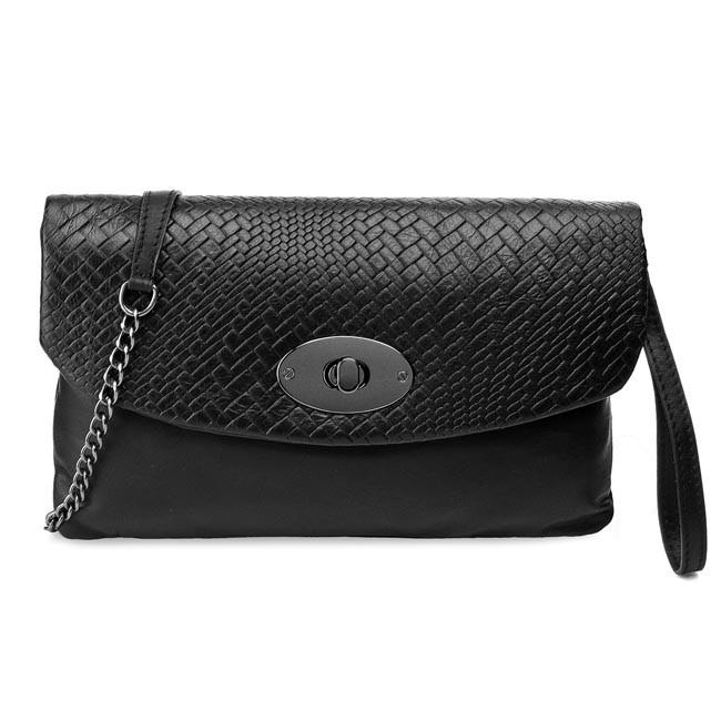 Handbag CREOLE - RBI589 Black
