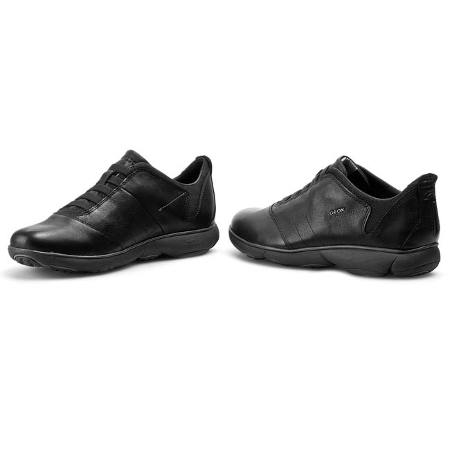 Shoes GEOX U Nebula B U52D7B 00046 C9999 Black