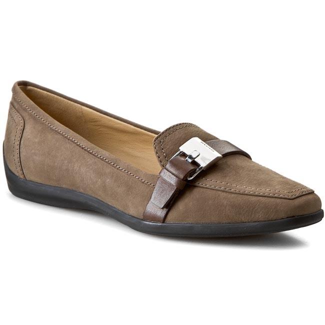 yeso ventajoso Mes  Lords GEOX - D Kalinda A D44M5A 0SE43 C6027 Beige - Lords - Low shoes -  Women's shoes   efootwear.eu