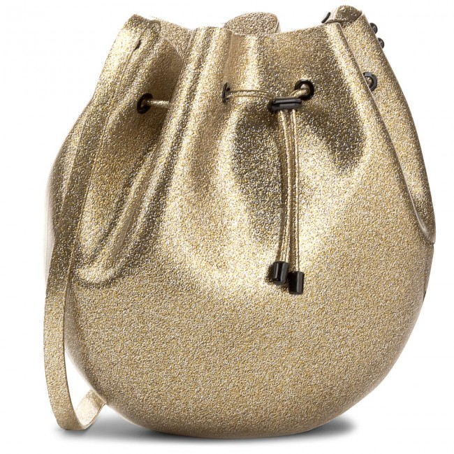 Handbag MELISSA - Sac Bag 34122 Glass Gold Glitter 03586
