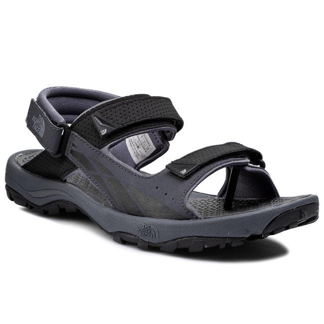 6891c5ee8 Sandals THE NORTH FACE - Storm Sandal T0CCD5KZ2-8 Tnf Blk/Zinc Gr