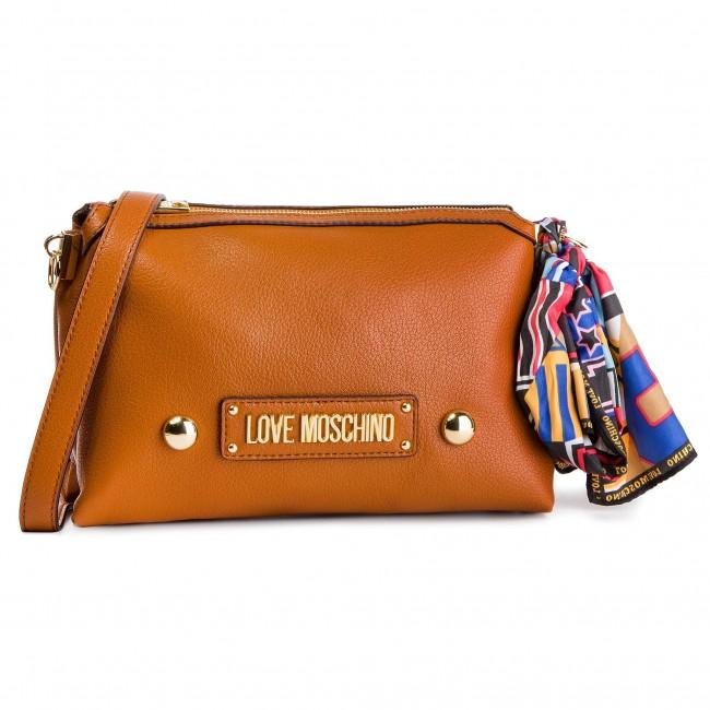 Handbag LOVE MOSCHINO JC4044PP17LD0200 Cuoio