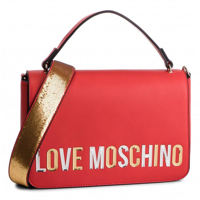 Handbag LOVE MOSCHINO - JC4257PP07KI0500 Rosso