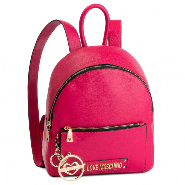 Backpack LOVE MOSCHINO - JC4327PP07KW0604  Fuxia