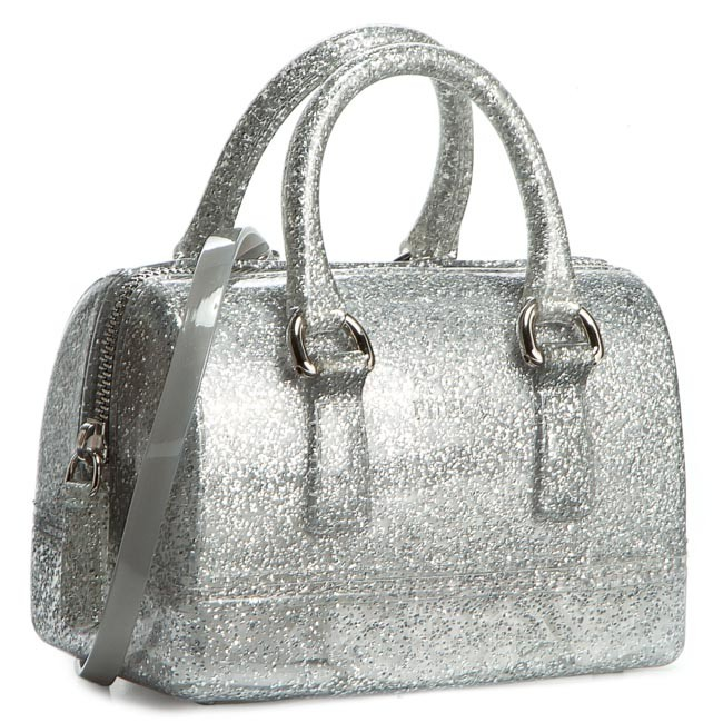 Handbag FURLA - Candy 777408 B BEE8 GGL Silver 005
