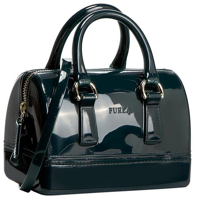 Handbag FURLA - Candy 777411 B BEE8 PL0 Petrolio 006