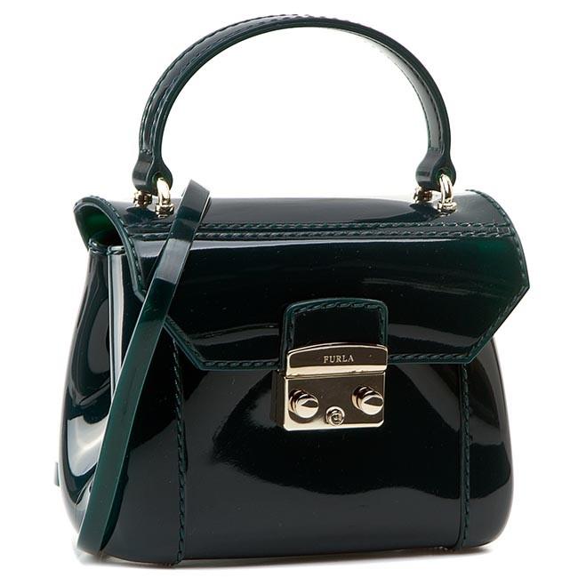 Handbag FURLA - Candy 777418 B BEI1 PL0 Petrolio 006