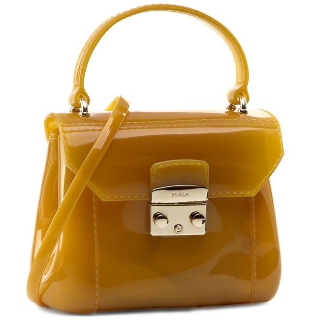 Handbag FURLA - Candy 777419 B BEI1 PL0 Girasole 012