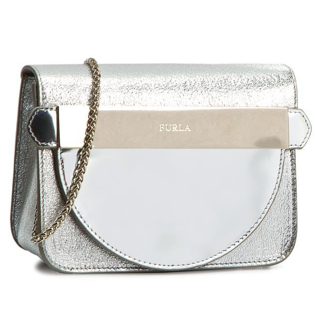Handbag FURLA - Vanity 783144 B BFL8 BMO Silver 005