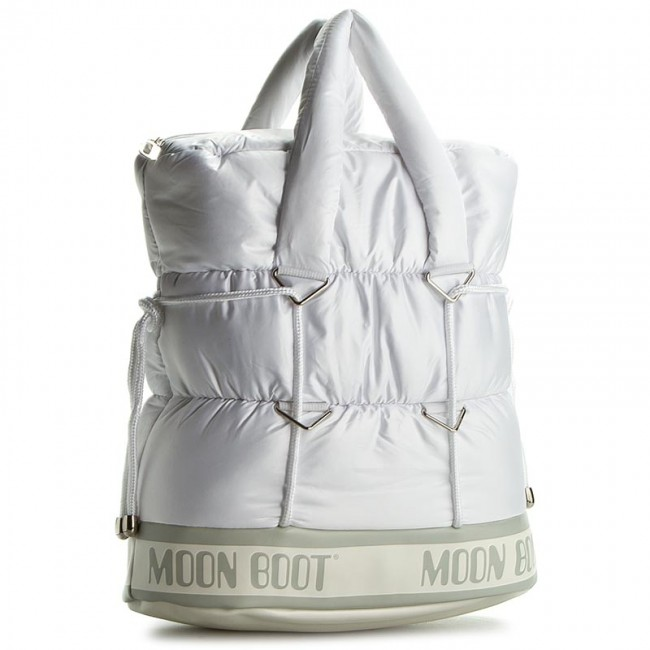 Handbag MOON BOOT - Mb Apollo Shopping Bag 44000100001 Bianco