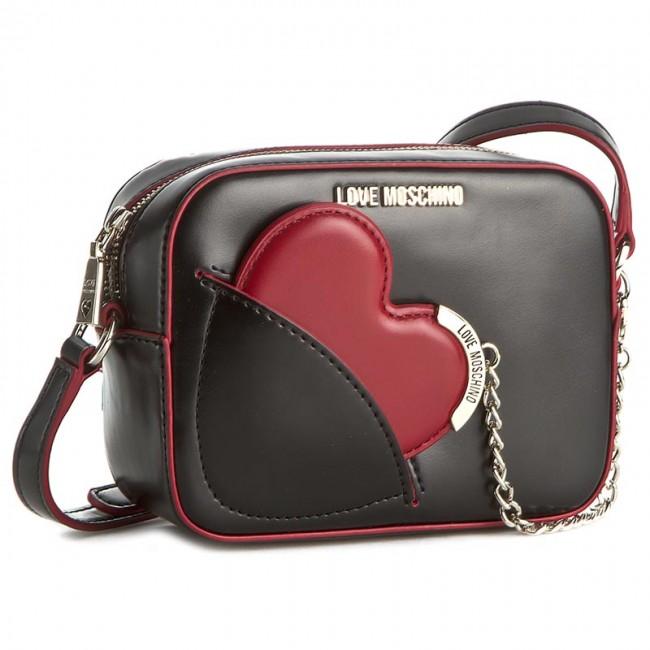 new styles cd66b 73786 Handbag LOVE MOSCHINO - JC4237PP02KE0000 Nero