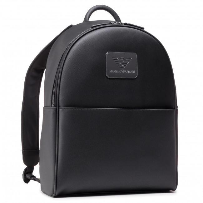 Backpack EMPORIO ARMANI - Y4O215 Y019V 81072 Black
