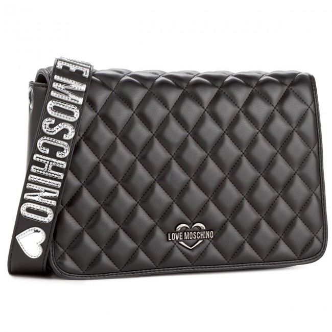 Handbag LOVE MOSCHINO - JC4005PP15LA0000 Nero