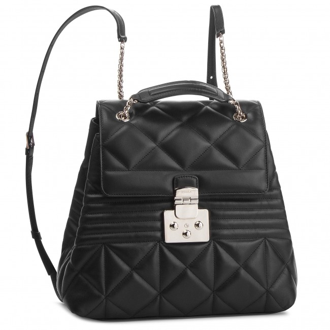 Backpack FURLA Fortuna 988343 B BTD7 WNT Onyx
