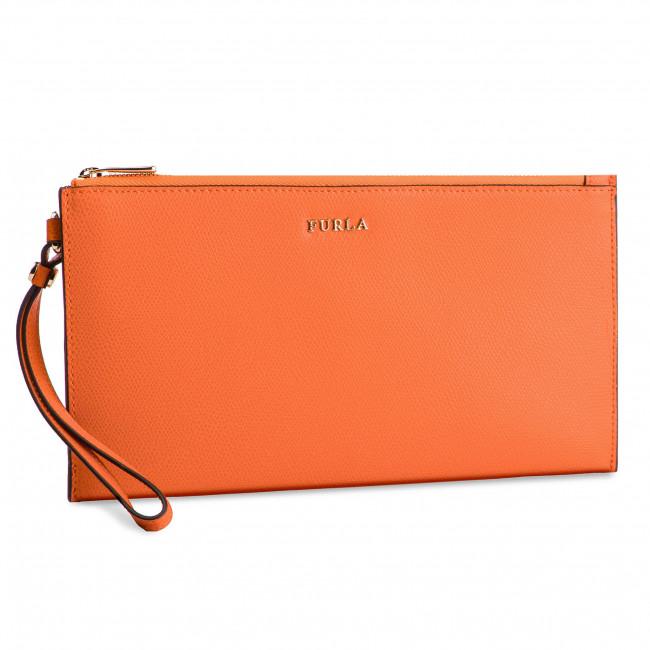 Handbag FURLA - Babylon 1006733 E ED47 ARE Mandarino f