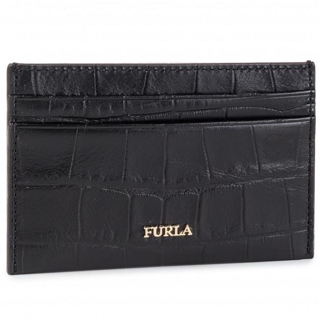 Credit Card Holder FURLA - Magix 1008372 P PBH2 KO0 Onyx