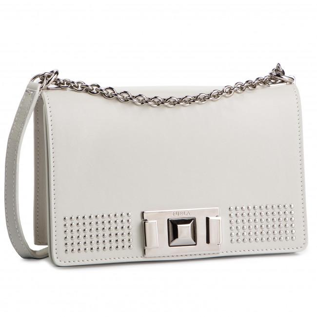 Handbag FURLA - Mimi 1013923 B BVJ0 Q76 Chalk