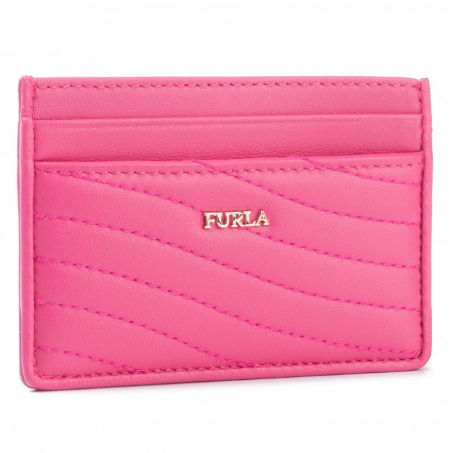 Credit Card Holder FURLA Swing 1046764 P Pcs1 2q0 Lipstick h