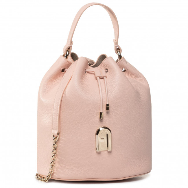 Handbag FURLA - Sleek BATBABR-HSF000-1BR00-1-007-20-RO-B Candy Rose