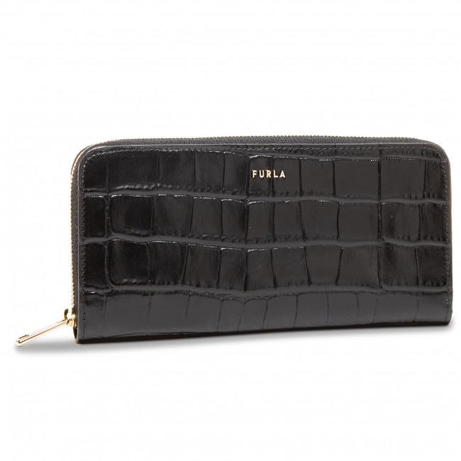 Large Women's Wallet FURLA - Babylon PCX8UNO-KO0000-O6000-1-007-20-TN-P Nero