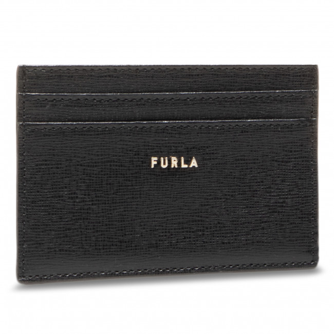 Credit Card Holder FURLA - Babylon PCZ2UNO-B30000-O6000-1-007-20-TN-P Nero