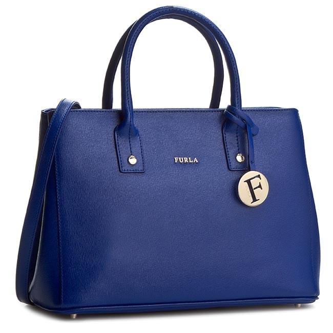 Handbag FURLA - Linda 820618 B BDR5 B30 Blu Laguna