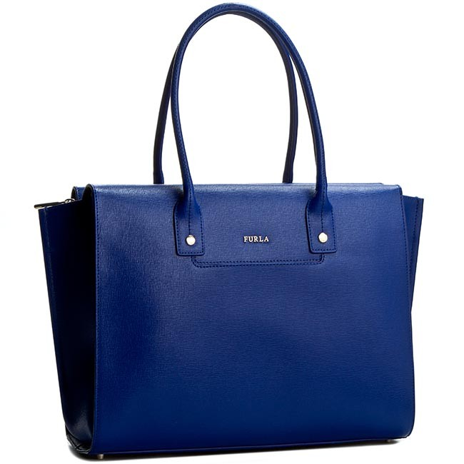 Handbag FURLA - Linda 820629 B BHF2 B30 Blu Laguna