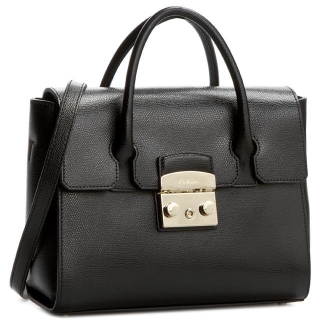 Handbag FURLA - Metropolis 820658 B BGX6 ARE Onyx