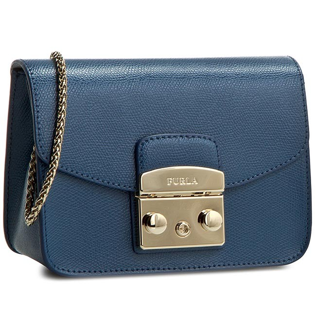Handbag FURLA - Metropolis 820668 B BGZ7 ARE Blu Cobalto