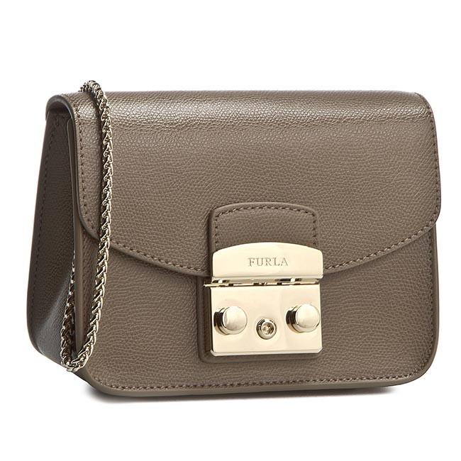 Handbag FURLA - Metropolis 820678 B BGZ7 ARE Daino