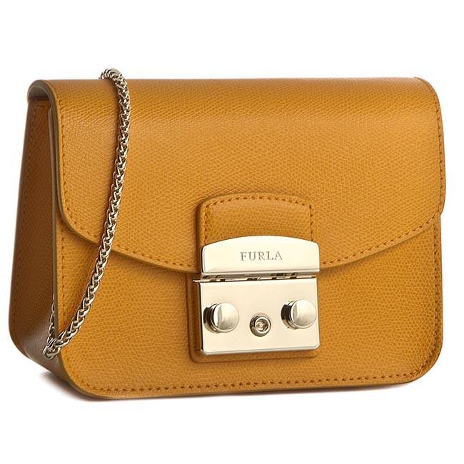 Handbag FURLA - Metropolis 820678 B BGZ7 ARE Giallo