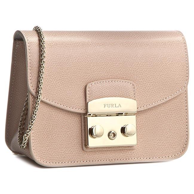 Handbag FURLA - Metropolis 820673 B BGZ7 ARE Magnolia