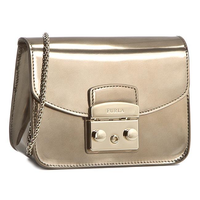 Handbag FURLA - Metropolis 820697 B BGZ7 SPK Champagne