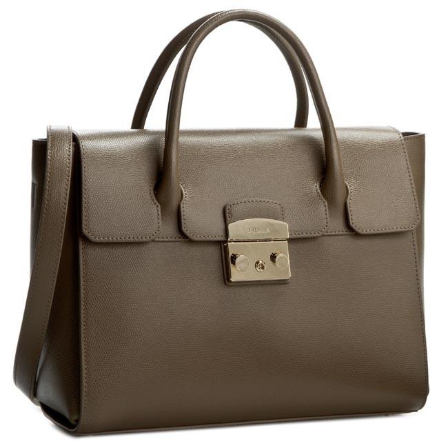 Handbag FURLA - Metropolis 820702 B BGZ8 ARE Daino