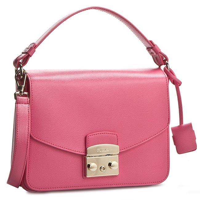 Handbag FURLA - Metropolis 820733 B BHD2 ARE Rose