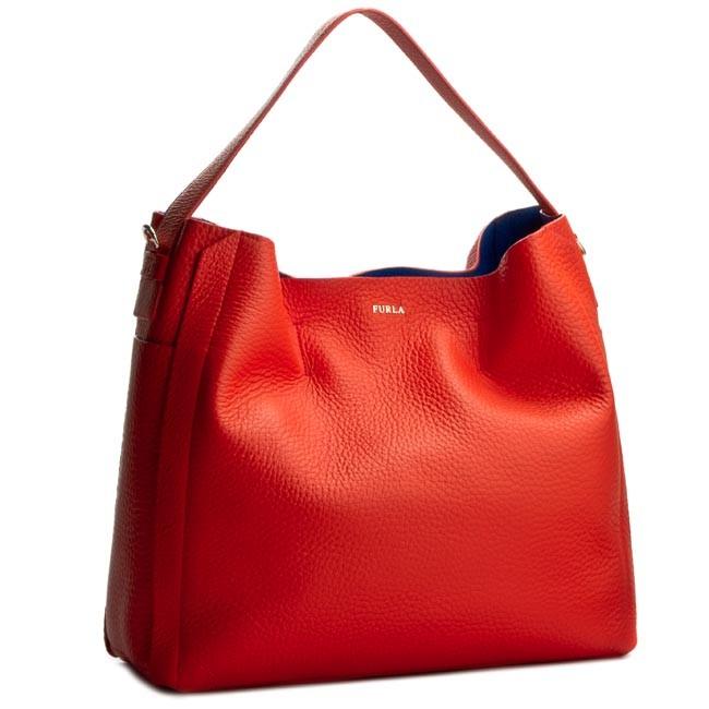 Handbag FURLA - Capriccio 821685 B BHD5 QUB Arancio