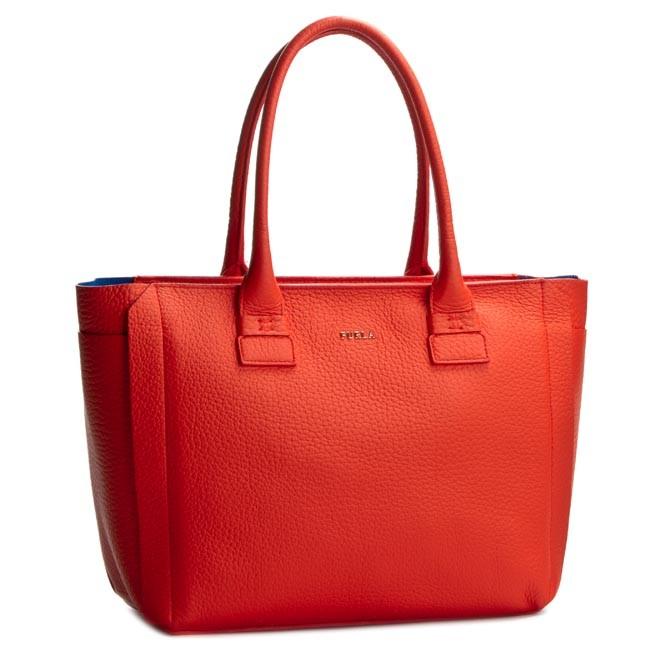 Handbag FURLA - Capriccio 821693 B BHE5 QUB Arancio