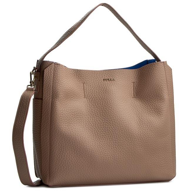 Handbag FURLA - Capriccio 821705 B BHE6 QUB Nudo