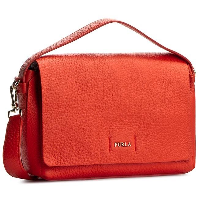 Handbag FURLA - Capriccio 821709 B BHI5 QUB Arancio