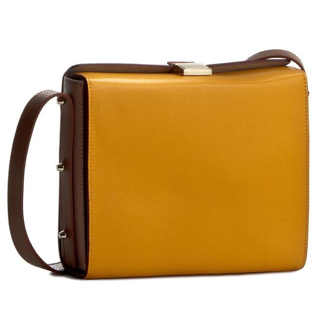 Handbag FURLA - Electra 821745 B BHE1 ARE Giallo a/Ciliegio