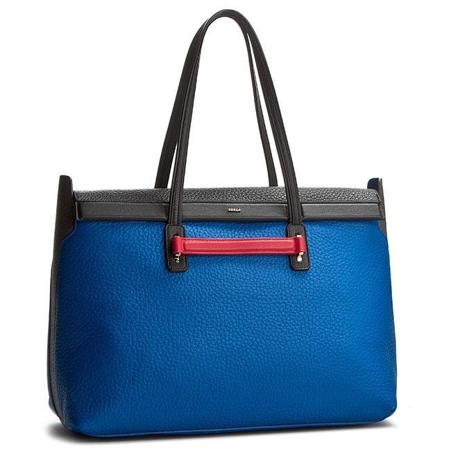 Handbag FURLA - Supernova 821762 B BHC0 QUB Bluette/Onyx