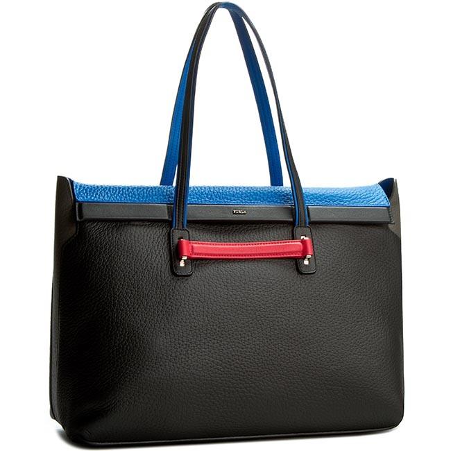 Handbag FURLA - Supernova 821762 B BHC0 QUB Onyx/Bluette
