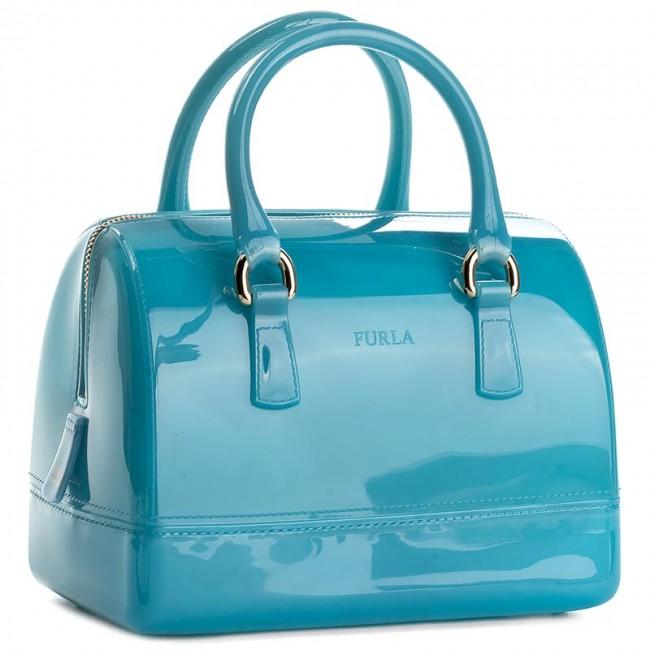 Handbag FURLA - Candy 868869 B BAS8 PL0 Turchese
