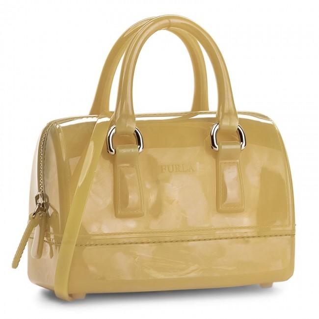 Handbag FURLA - Candy 868926 B BEE8 PL0 Senape