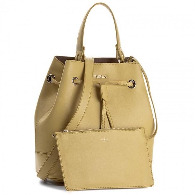 Handbag FURLA - Stacy 868943 B BEH3 B30  Senape S