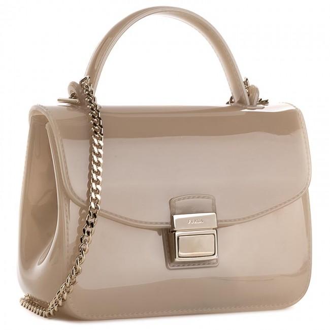 Handbag FURLA - Candy 869014 B BGK0 PL0 Acero