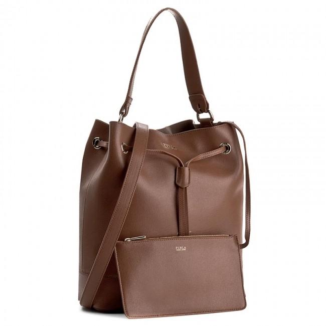 Handbag FURLA - Stacy 869028 B BGT7 B30 Nocciola b