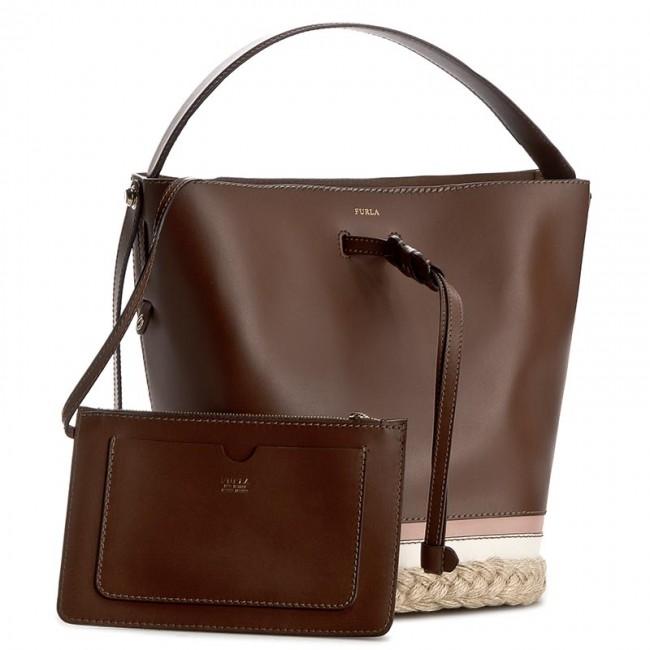 Handbag FURLA - Vittoria 869859 B BKG2 FRR Clace b/Toni