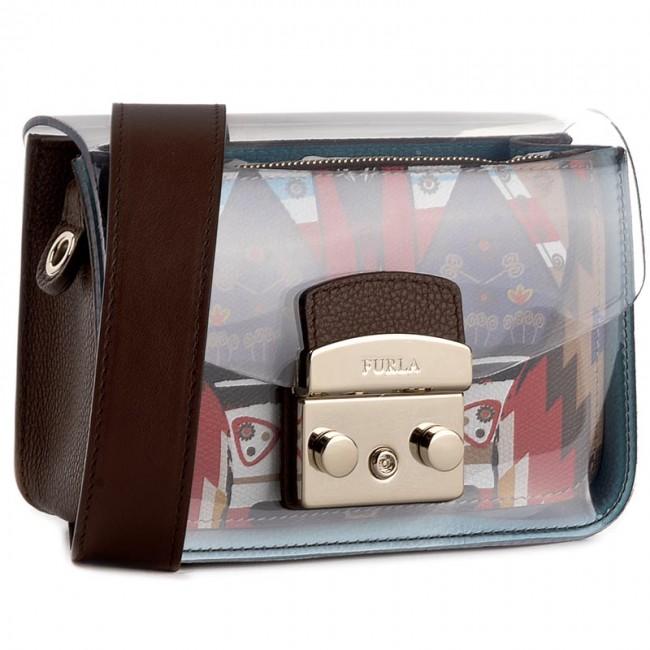 Handbag FURLA - Metropolis 870760 B BKJ8 G0C Crystal/Glace